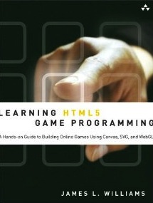 Learning HTML5 Game Programming book cover