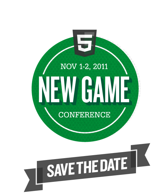 New Game : The Conference for HTML5 Game Developers